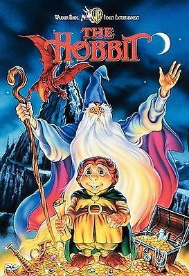 $29.99 • Buy The Hobbit NEW (DVD, 2001) Rankin & Bass Animated Film