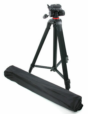 Professional 150cm Telescopic Tripod & Monopod For Nikon Coolpix P300 P900 S9100 • 54.99£