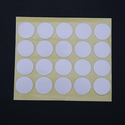 200pcs Wick Foam Stickers Double-sided Glue Dots For Candle Making • 4.68£
