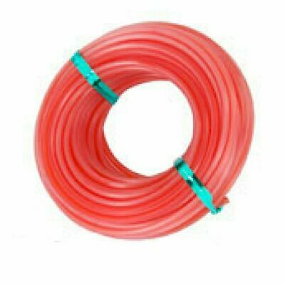 HEAVY DUTY STRIMMER LINE 2.0mm X 10M  FOR PETROL STRIMMERS STRIMMER WIRE CORD • 2.89£