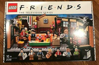 $90 • Buy LEGO Ideas Central Perk 21319 * Friends The Television Series