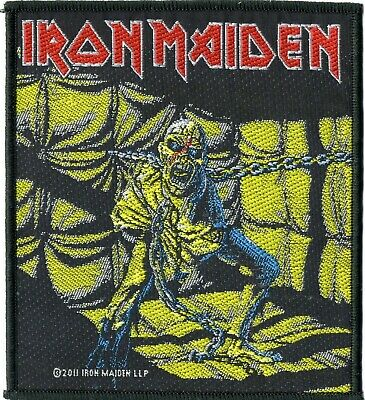 £3.99 • Buy Iron Maiden Patch