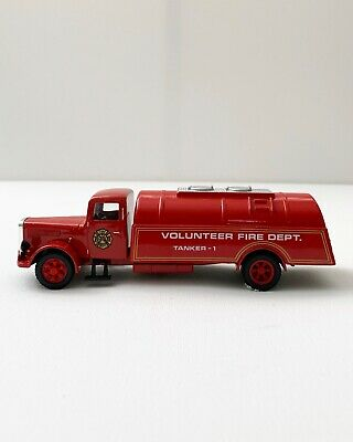 $49.99 • Buy Corgi Classics Road Transport White Tanker Volunteer Fire Dept Limited Edition