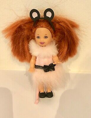 Barbie Swan Lake Little Sister Kelly Kirstie As The Merry Mouse Doll In Outfit  • 5.99£