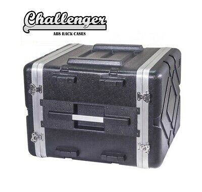 Challenger 19″ 8U ABS Rack Case • 72.58£