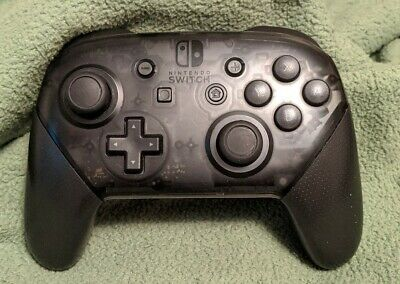 $47.49 • Buy Nintendo Switch Pro Controller Wireless HAC-013 Genuine Pre-owned Good Condition