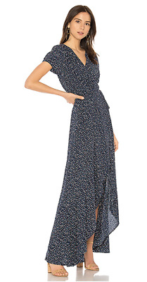 $48.57 • Buy Auguste The Label- Daphne Easy Days Wrap Maxi Dress, Size-