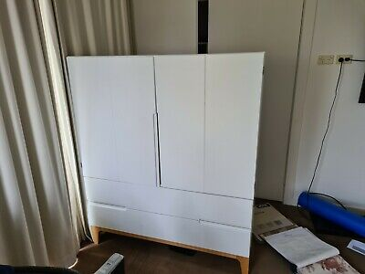 AU1 • Buy IKEA White Television Cabinet With Doors And Draws