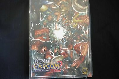 AU59.95 • Buy Udon's Art Of Capcom 2  Softcover Book   ( B31) Udon