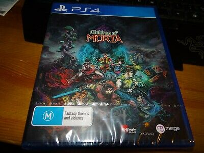 AU14.02 • Buy Children Of Morta Ps4 Playstation 4 *cheap* Like New
