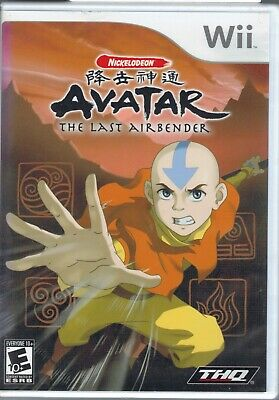 AU77.99 • Buy Avatar The Last Airbender For Nintendo Wii In Box With Manual - Free Post!