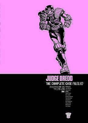 Judge Dredd The Complete Case Files 7 John Wagner 2000AD • 12.99£