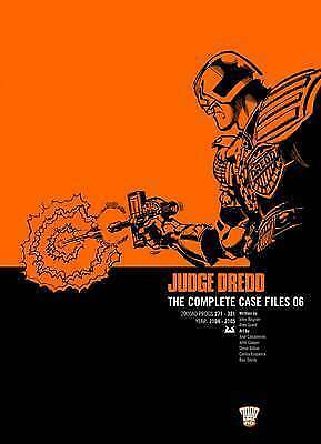 Judge Dredd The Complete Case Files 6 John Wagner 2000AD • 12.99£