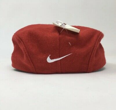 $85 • Buy GOLF Like Michael Jordan! - Nike Air Swoosh Hat Red Bulls NEW W/ Tags!! Hat