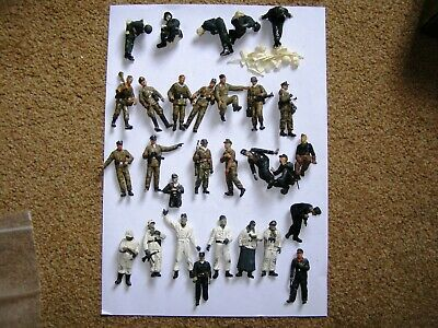 German Military Figures Used + Some Kit 1.35 Scale • 15£