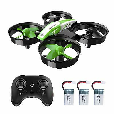 $25.99 • Buy Holy Stone Kid Toys Mini RC Drone For Beginners Adults 3 Batteries RC Quadcopter