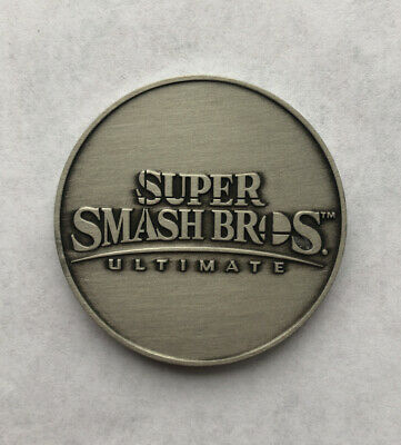 $3.99 • Buy Super Smash Bros. Ultimate - Limited Edition Collectors Coin - No Packaging - VG
