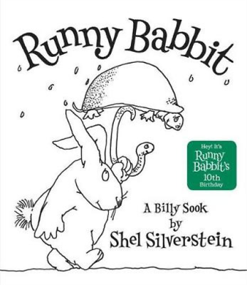 Runny Babbit: A Billy Sook, Shel Silverstein, Used; Good Book • 8.92£