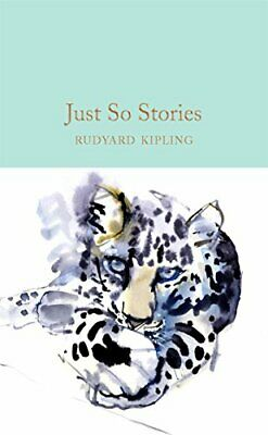 Just So Stories (Macmillan Collector's Library) New Hardcover Book • 9.38£
