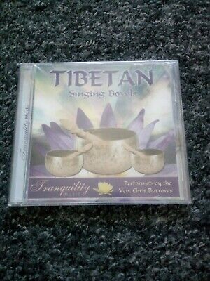 Tranquility Cd  • 2.50£