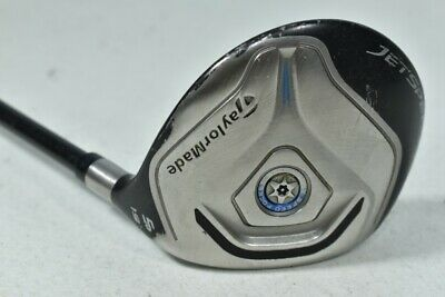 $ CDN60.26 • Buy TaylorMade JetSpeed 5-19* Fairway Wood RH VeloxT Seniors Flex Graphite # 98427