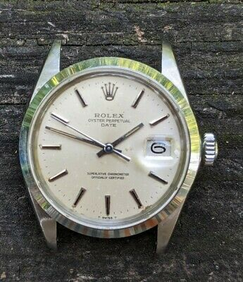 $ CDN2275.65 • Buy Rolex Oyster Perpetual Date - 1969 - Never Polished & Nice!!