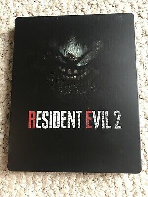 $19.60 • Buy Resident Evil 2 Best Buy Exclusive Steelbook No Game PS4 Or Xbox One