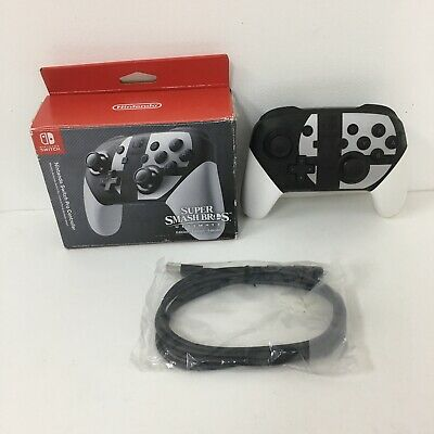 $69.99 • Buy Nintendo Switch Pro Super Smash Bros Ultimate Edition Controller OEM Official