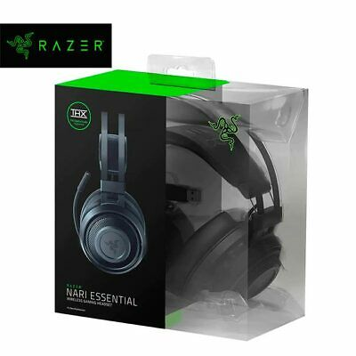 AU168 • Buy BRAND NEW Razer Nari Essential Wireless Gaming Headset Black RZ04-02690100-R3M1