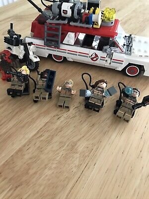 Lego 75828 Ghostbusters Ecto - 1&2 Complete Set • 25£