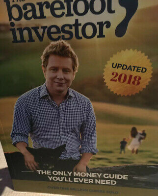 AU17 • Buy The Barefoot Investor: The Only Money Guide You'll Ever Need By Scott Pape.