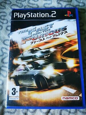The Fast And The Furious PS2. FREE POSTAGE  • 7.40£