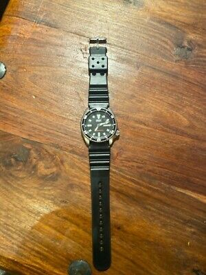 Seiko Diver's Men's Automatic Watch Stainless Steel, Rubber Strap - 7S260028 • 82£