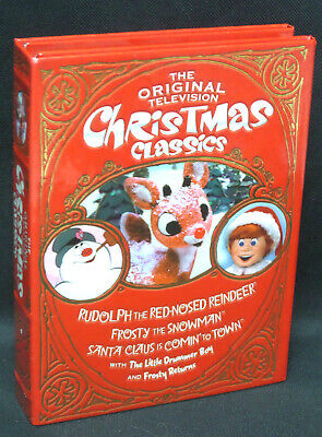 $8.95 • Buy Original TV Christmas Classics (DVD BOX SET) Rankin & Bass Frosty, Rudolph Santa