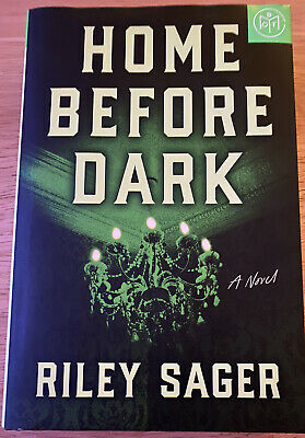 $9.99 • Buy Home Before Dark By Riley Sager, Like New, Hardcover