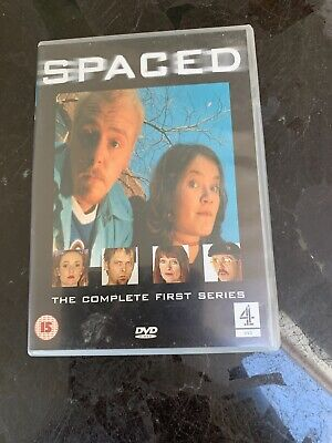 Spaced - The Complete First Series (DVD, 2001) Simon Pegg Edgar Wright • 2.38£