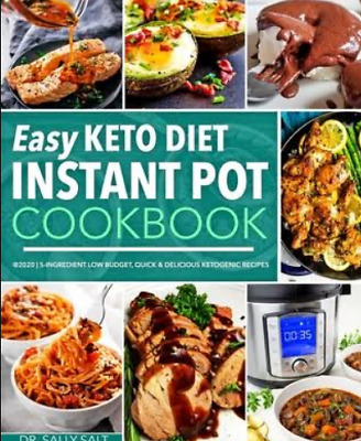 $0.99 • Buy Easy Keto Diet Instant Pot Cookbook 2020 Low Budget 🔥Fast Delivery🔥 📥 P.D.F