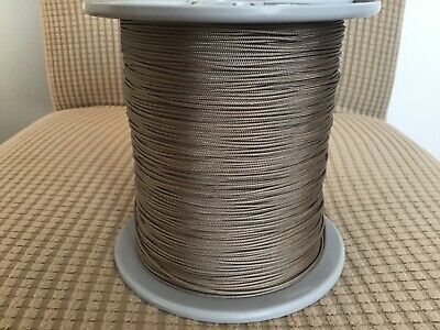 Light Brown Austrian/ Venetian Blind Cord String Curtain Festoon  • 1.75£