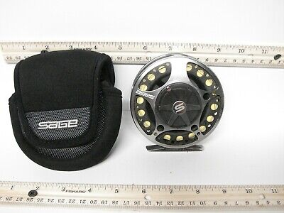 $15.50 • Buy Sage Trout Unlimited Edition Fly Fishing Reel With Case
