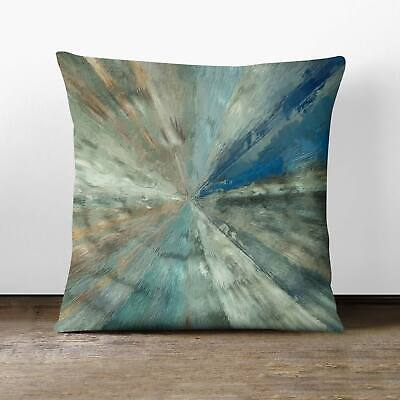 Pinpoint In Abstract 1 X Soft Cushion And Cover Sofa Bed Throw Pillow • 18.95£