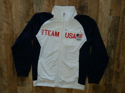 $49.99 • Buy 2014 Team USA Official Olympic Committee Jacket Sochi Russia Games Men's L RARE!