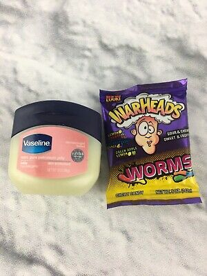 $ CDN13.41 • Buy ZURU 5 SURPRISE MINI BRANDS LOT OF 2 PIECES VASELINE Worm WARHEADS
