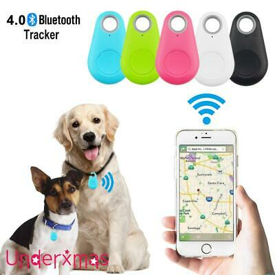 Child Pet Dog Key Finder Phone GPS Location Bluetooth Tracking Tracker Tag Alarm • 2.29£