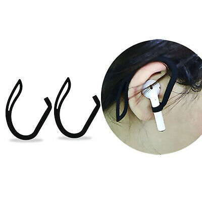 $ CDN6.05 • Buy Anti-lost Ear Hook Silicone Holders Hooks 8.5mm Earhooks For New AirPods Pro