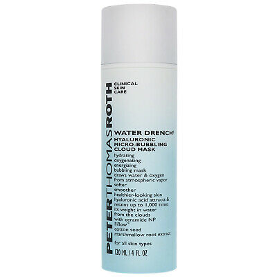 Peter Thomas Roth Water Drench Hyaluronic Micro-Bubbling Cloud Mask 120ml • 34.98£