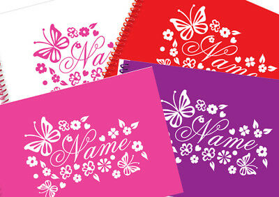 Phatstak A3 For Scrapbook (Personalised*) Butterfly • 12.99£