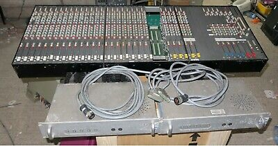 Calrec M3 30channel Sound Mixer  With 2x PSU And PSU Cables • 5,950£