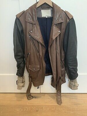 AU64.63 • Buy 3.1 Philip Lim Leather Jacket Size 0