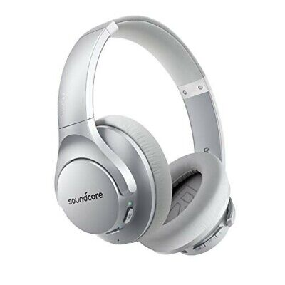 AU136.46 • Buy Anker Soundcore Life Q20 Bluetooth Over-ear Type Headphones AK-A3025041 Silver