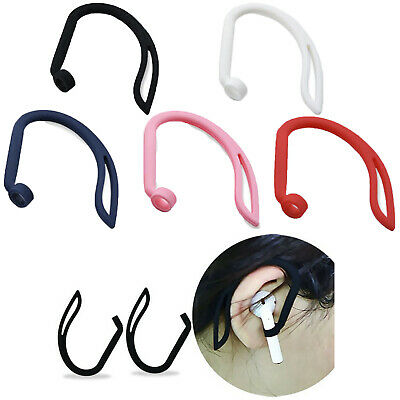 $ CDN6.05 • Buy Silicone Ear Hook Accessories For AirPods 1 2 Pro Wireless Bluetooth Earphone